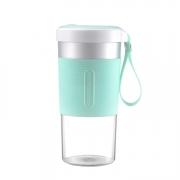 便携充电式萌趣鲜果榨汁杯 迷你料理水果汁杯 公司福利礼品