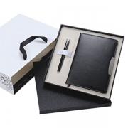 商务礼品两件套 笔记本+签字笔 教师节小礼品