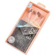 创意实用通话耳机带收纳袋 比较实用的小礼品