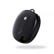 超薄小巧苹果快充 迷你自带线type-c安卓三合一移动电源 会议活动礼品