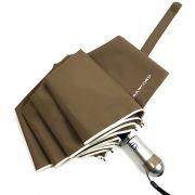 创意led灯全自动遮阳伞 三折素色商务晴雨两用伞 50左右的礼品
