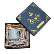 多件组合咖啡杯牛奶杯子礼盒套装 陶瓷马克杯 年会抽奖礼品