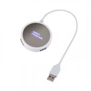 USB2.0HUB集线器4口 USB分线器转接头 创意实用礼品