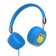 卡通头戴式伸缩折叠音乐耳机 受欢迎小礼品