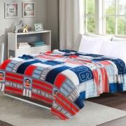 【大嘴猴】Paul Frank 勇敢家园时尚法兰绒毯 夏款比较实用的小礼品