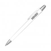 商务金属转动中性笔 签字笔0.7mm 展会上用的小礼品