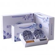 【国色青花】日式陶瓷餐具青花瓷碗筷套装 唱歌比赛奖品