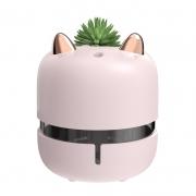 北欧创意小型香薰机 减压助眠多功能卧室加湿机 开业活动小礼品