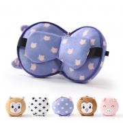 时尚多功能可收纳眼罩熊包护颈枕 适合年会的小礼品