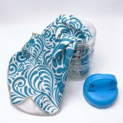 夏季防暑迅速降温神器 冷感运动冰凉毛巾 夏天小礼品