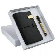 A6笔记本+签字笔套装礼盒 复古创意中国风礼品