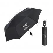 商务全自动加固8骨雨伞 伞面伞套伞柄三处均可定制 实用性礼品