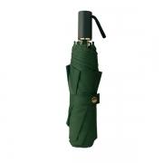 菲驰(VENES)三折黑胶晴雨伞纯色晴雨两用折叠伞 员工生日礼品