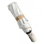 菲驰(VENES)全自动彩胶晴雨两用折叠伞 企业订制礼品