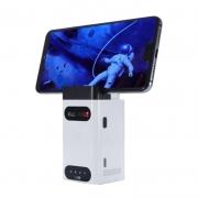 蓝牙激光镭射投影键盘+鼠标 (套装)+手机支架+移动电源 实用礼品推荐