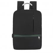 轻奢休闲USB双肩背包 防水防刮耐磨 会展礼品定制