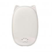 创意猫耳卡通暖手宝 迷你USB快充随身热手移动电源暖手宝 送客户礼物送什么好