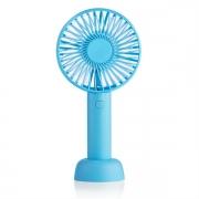 带底座迷你小风扇 充电式大风力便携式手持风扇 便宜的夏日礼品