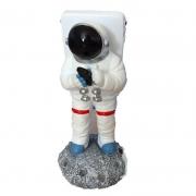 创意造型太空人手机支架 宇航员树脂材质 有创意的礼品