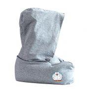 【哆啦A梦】创意日式护颈枕 旅行午睡靠枕靠垫 连帽款