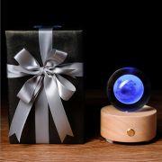 十星座水晶球蓝牙音响音箱音乐盒 精致创意小礼品