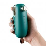 USB充电便携加热塑料袋封口机 迷你家用小型食品包装袋封口器
