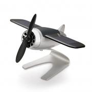 太阳能飞机车载香薰铝合金 空军一号二号引擎摆件创意内饰摆件 便宜实用的小礼品