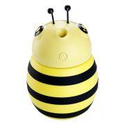 创意迷你小蜜蜂静音加湿器 USB夜光氛围灯 公司员工礼物