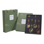 【风雅】中国风端午书签高端伴手礼套装 四种款式 送客户的礼品有哪些