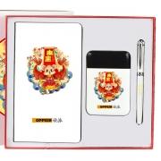 企业开门红鼠年送客户保温杯A5笔记本商务礼品套装 会议年会品牌礼品定制