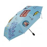 【大嘴猴】Paul Frank 创意卡通三折晴雨伞 创意促销品