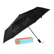 【大嘴猴】Paul Frank 创意暗花三折晴雨伞防晒伞 公司活动礼品送什么好