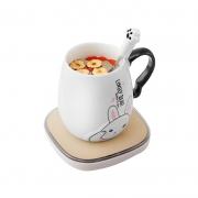 重力感应智能开关55度恒温暖暖杯 公司员工生日礼物