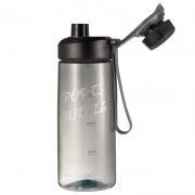 【乐扣乐扣】男女士户外旅行便携运动水壶 塑料水杯680Ml