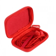盒装线控式运动耳机 便携不缠线耳机 外事工作的礼品 公司会议小礼物