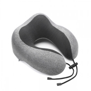 旅行舒适柔软记忆棉U型枕可拆洗枕套设计旅行颈枕 企业活动奖品