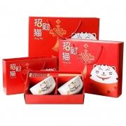 【招财猫】简约日式陶瓷碗筷礼盒套装 实用小礼品有哪些