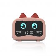 便携式M1龙猫音响 多功能带闹钟蓝牙音响重低音音箱 商务礼品送什么好