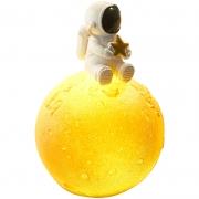 创意迷你宇航员太空人小夜灯摆件 办公家居装饰摆件 中秋礼品推荐