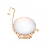 天鹅音符夜灯 创意led小夜灯usb充电遥控氛围夜灯 送客户礼品推荐