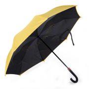 【REMAX】双层镂空创意反向伞反骨架防渗水雨伞 比较实用的小礼品