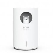 北极熊加湿器 大容量喷雾器USB小夜灯加湿器 送客户礼物送什么好
