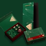 【粽礼寻茶】景舟石瓢套装 特级龙井*2+紫砂壶+五芳斋粽子*4礼盒