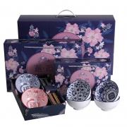 【邂·逅】日式陶瓷餐具青花碗筷套装 活动小礼品有哪些