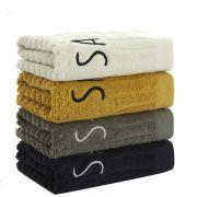 莫奈110g纯棉面巾 送客户实用小礼品