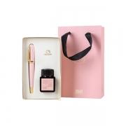 全铜金属材料Kinbo联名款钢笔礼盒套装简约女生节