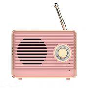创意复古蓝牙音箱 迷你无线便携式小音响 活动奖品买什么好