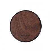 MUSOR 实木简约木质10W手机无线充电器 送客户的创意礼品