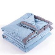 【可刺绣】简约时尚水洗棉薄被子 夏凉被空调被 社团活动小礼品