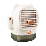 小型招财猫迷你空调扇制冷器 带杀菌消毒紫外线灯 活动奖品有哪些